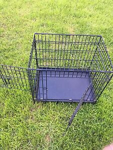 Wire dog crate - price reduced