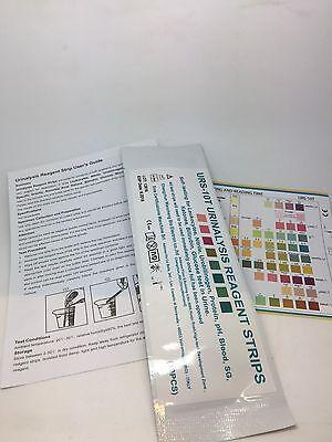 10 x Home Diabetes - Glucose - Ketone Urine Test Kits (5/10 Strips Per pack)