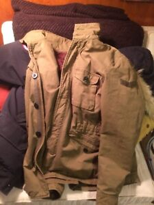 selling a diesel jacket mint conditon