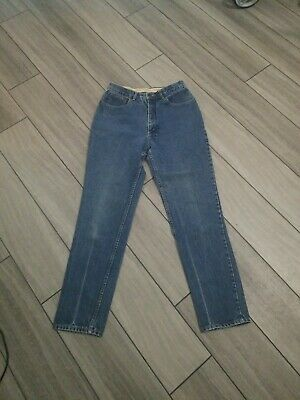 Vintage Rare Coca Cola Women's Jeans High Waist Tapered Size 14 good condition