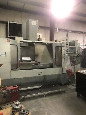 Haas Vf 7 Cnc Milling Machine