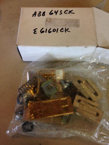 ABB643CK EG1601CK ABB Contact Kit NIB
