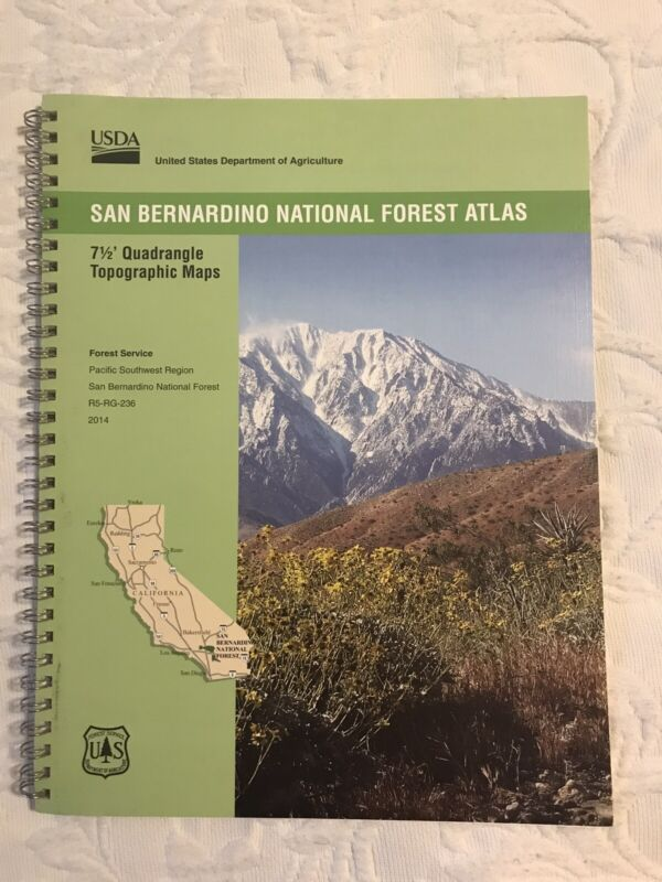 San Bernardino National Forest Atlas