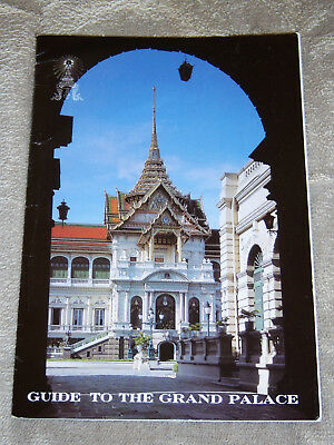 1997 Guide to the Grand Palace Bangkok, Thailand