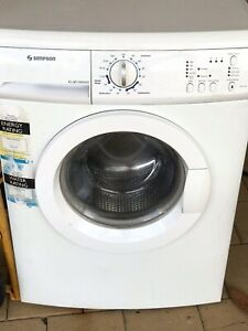 7kg Simpson Washing machine with free delivery, install, test