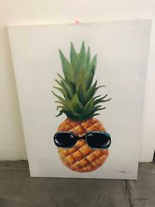 The Big Pineapple - Wall Art - 90 x 120 cm Loganholme Logan Area Preview