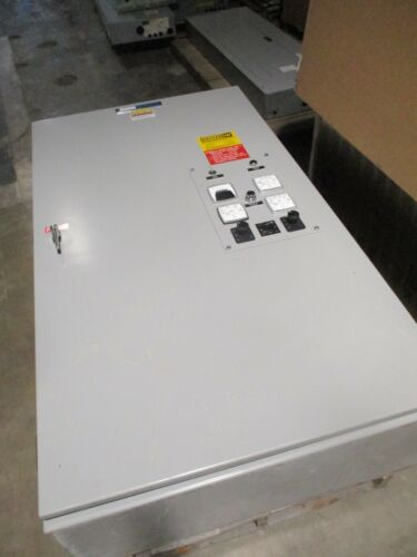 Russelectric Automatic Transfer Switch RMT-4004CE 400A 277/480V 3Ph 4W 60Hz Used