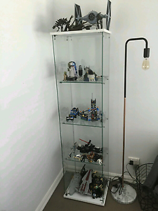 Glass display cabinet Strathmore Moonee Valley Preview