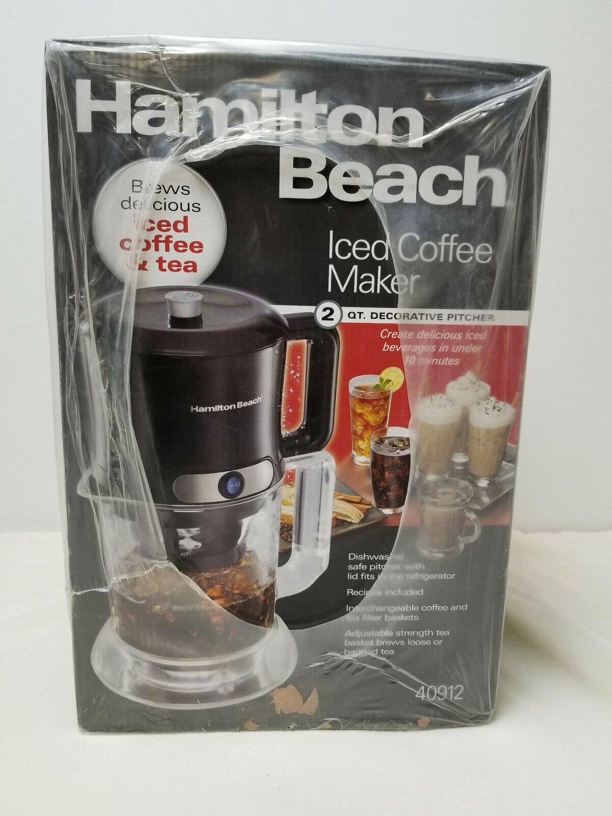 Hamilton Beach 40912 Iced Coffee / Tea Maker