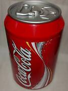 Coca-Cola/Coke Can Novelty Refrigerator Noarlunga Downs Morphett Vale Area Preview
