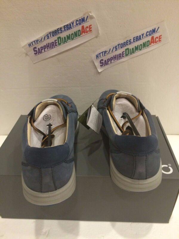 ... Ecco Men's EVO ONE Shoe Size 10-10.5 Marine/Royal 15023459028 фото ...