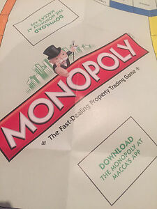 Wanted Macca's Monopoly Tickets will share prizes Thornlie Gosnells Area Preview