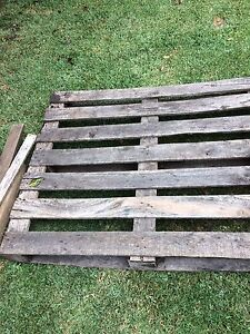 One Small Wooden Pallet Free Revesby Heights Bankstown Area Preview