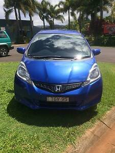 2012 Honda Jazz Hatchback Atherton Tablelands Preview