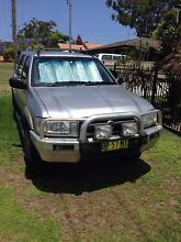 2002 Nissan Pathfinder Wagon Lemon Tree Passage Port Stephens Area Preview