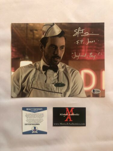 SKEET ULRICH AUTOGRAPHED SIGNED 8x10 PHOTO! RIVERDALE! BECKETT AUTHENTIC COA!
