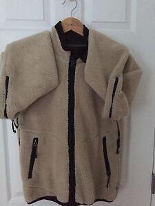 MEC ladies teddy pile jacket