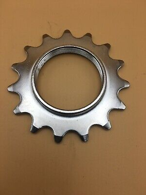 3//32 15t Black Onyx Aluminum Cog