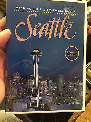Washington States Emerald City   Seattle                Dvd