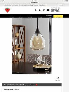 6 Light Fixtures for $99