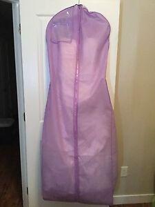Size 16-22 strapless wedding dress with bolero included