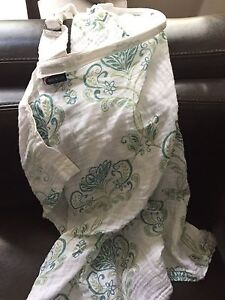 New Condition Muslin Nursing Cover