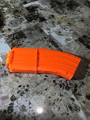 Nerf N-Strike Elite 10 Round Curved Banana Clip Magazine for Darts