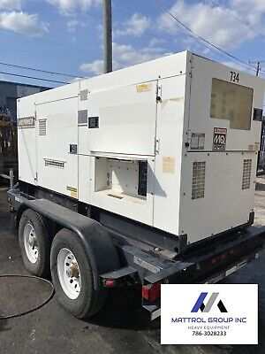 2012 Multiquip Diesel Generator 150 Kwa