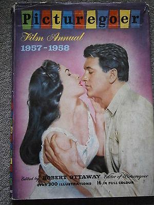 Picturegoer Film Annuazl 1957 - 1958 Robert Ottaway 145 Pages