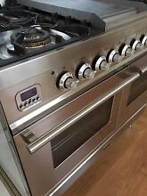 Stainless steel in immaculate condition ILVE oven and Qsair range South Yarra Stonnington Area Preview