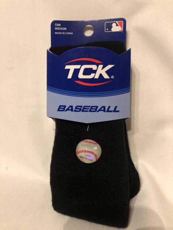 Baseball Socks TCK OBR Black