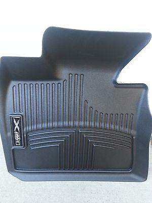 BMW All Weather Floor Mat Liner Mat for X5 2007-2013 Black E70 OEM Dealer Wty