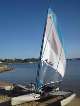 Hobie Mirage Adventure Island 2014 with registered road trailer Paynesville East Gippsland Preview