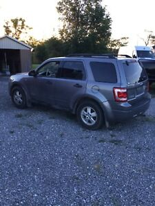 2008 Ford Escape, motored knocking