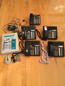Système téléphone