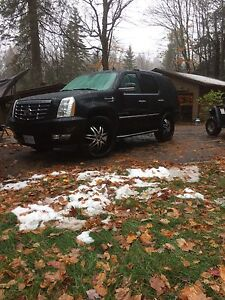 2007. Cadillac Escalade. Trade for. diesel truck