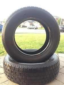 Two all season radial P195/65R15 for 50$