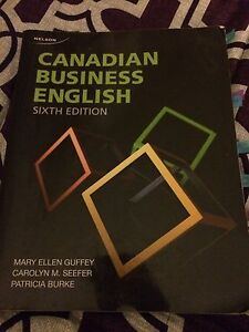 Selling Canadian Buisness English Textbook