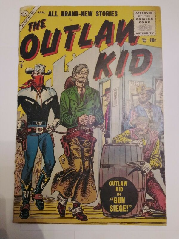 The Outlaw Kid 9