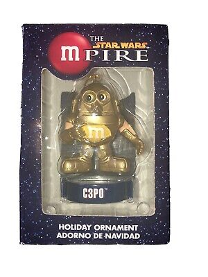 The Star Wars Mpire C3PO Holiday Ornament 2005 (NEW) Christmas Decoration