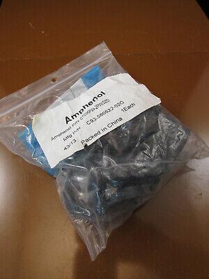 Amphenol Circ. Connector - Gtc06f24-2pw