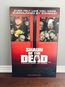 Professionally mounted movie posters