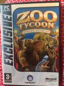 Zoo tycoon for PC
