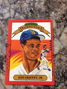 1990 Donruss Ken Griffey Jr