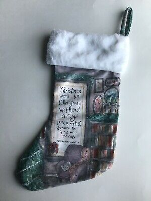 Shelflove Crate Exclusive Little Women Christmas Stocking