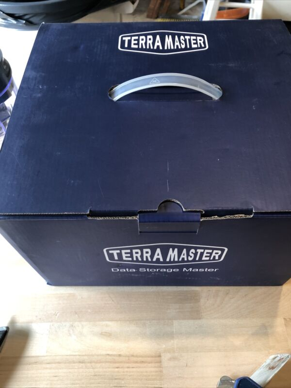 Terramaster F4-210 NAS 2GB Ram Quad Core Private Cloud