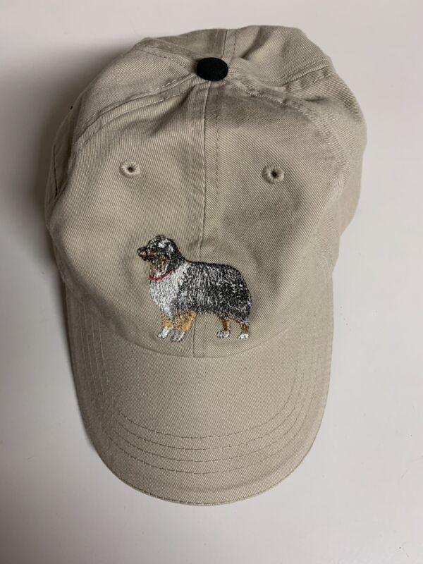 Australian Shepard Cap