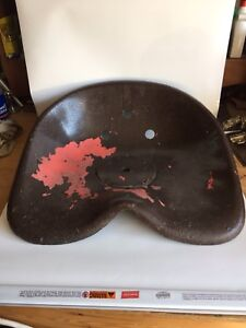 Vintage Tractor Seat