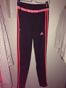 Adidas pants pink S