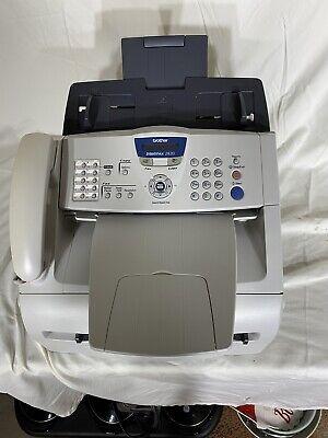 Brother Intellifax 2820 Laser Fax Machine Wtoner Works